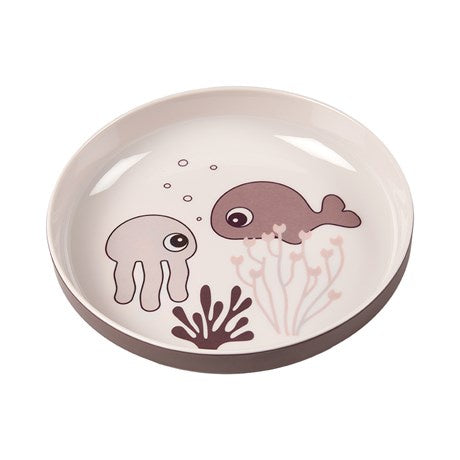 Yummy mini plate Sea friends Powder