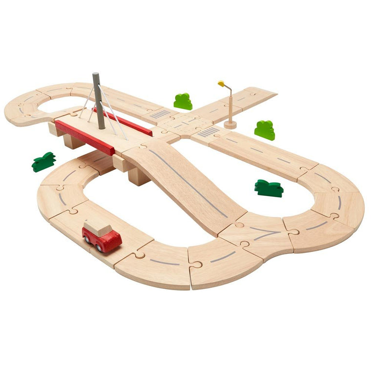 Plan Toys Road System
