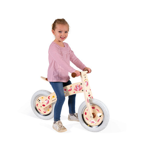 Janod CUSTOMISABLE NATURE BALANCE BIKE