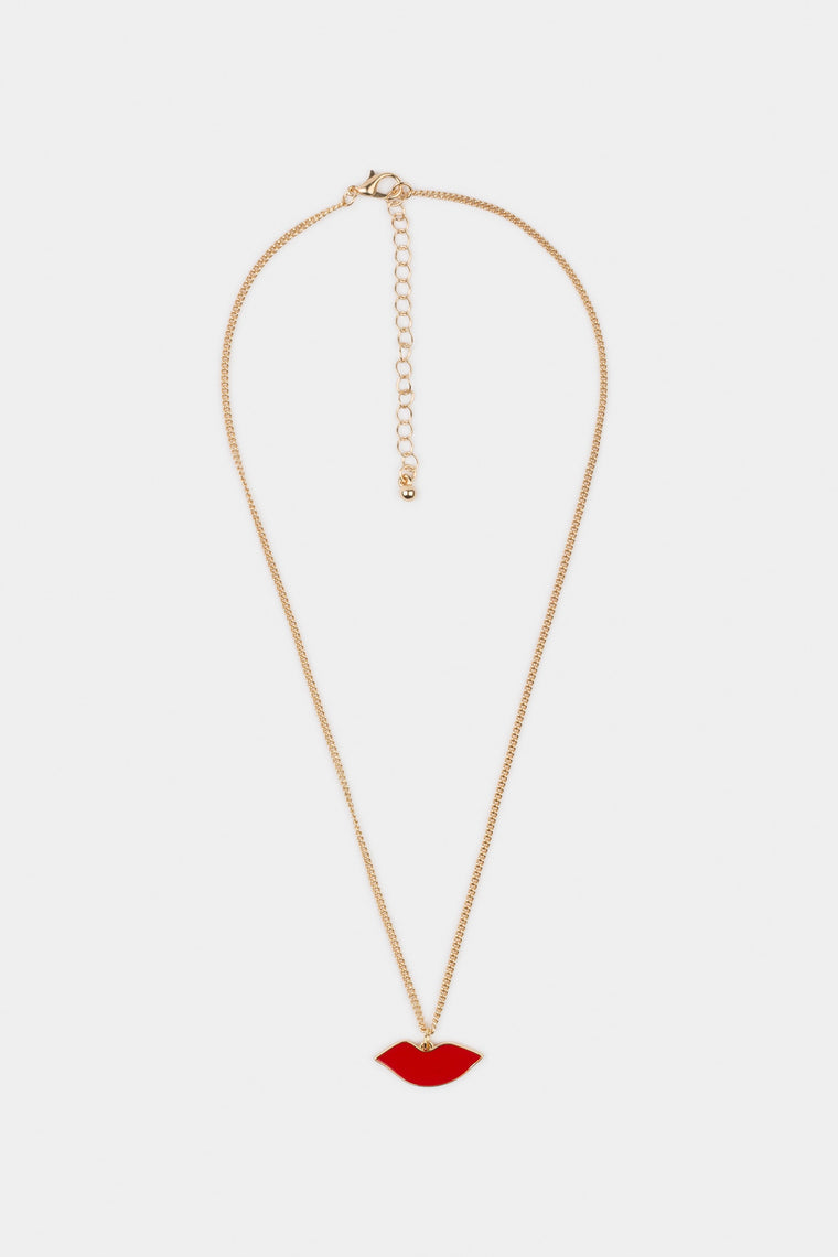 BOBO CHOSES Kiss Necklace