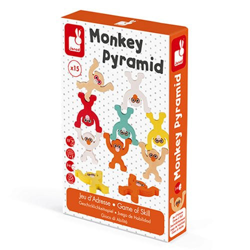 JANOD GAME OF SKILL - MONKEY PYRAMID