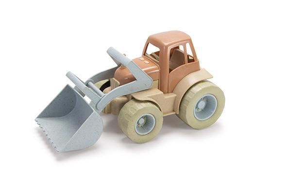 DanToy Bioplastic Tractor with Grab in a Gift Box