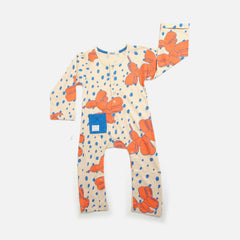 Indikidual Balloon Dog Baby Grow