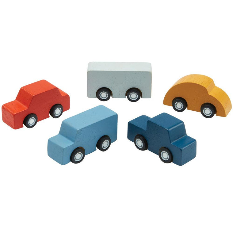 Plan Toys Mini Cars Set