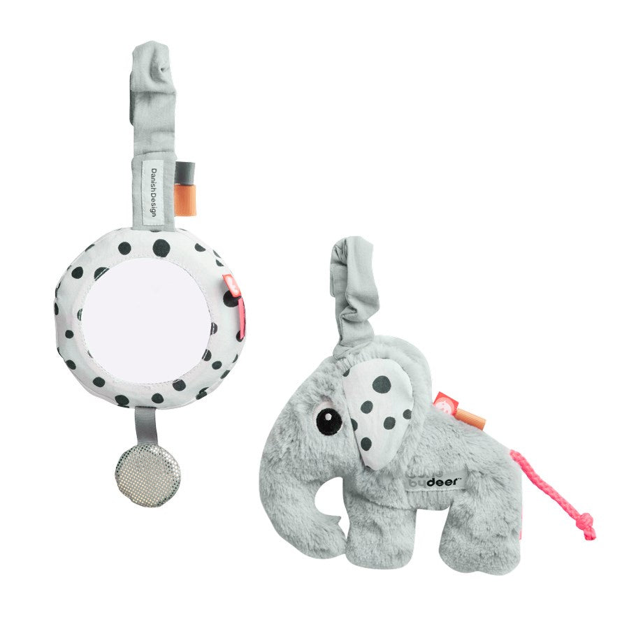 done by deer To go activity set, grey