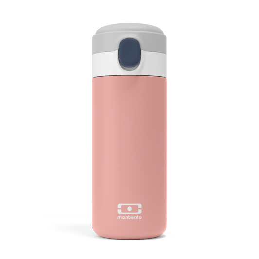 Monbento Compact Insulated Bottle FLAMINGO
