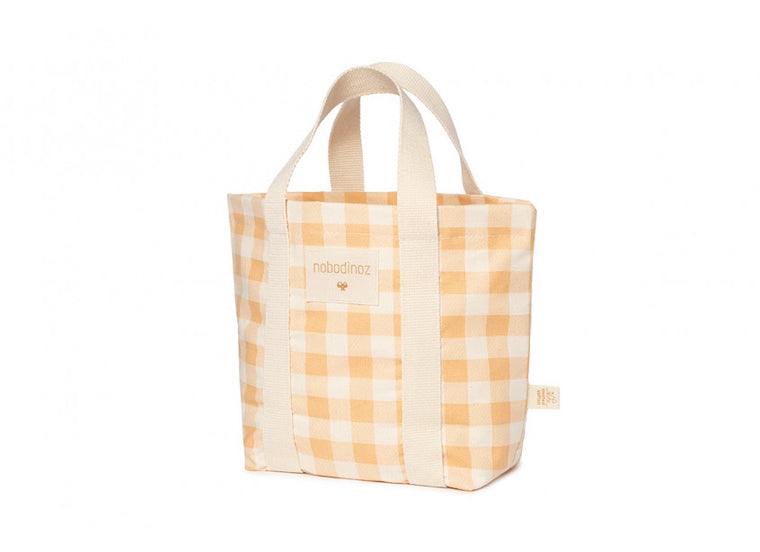 Sunshine mini bag • melon vichy