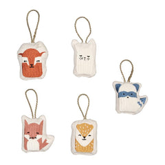 Fabelab -Ornament Hanging - Animal 1 (Christmas 2020)
