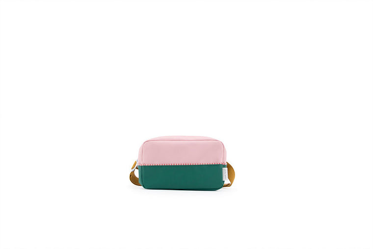 Sticky Lemon - COLOUR BLOCKING Large Fanny Bag