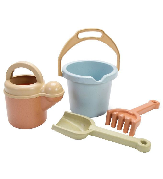 DanToy Bioplastic Bucket Set in a Gift Box