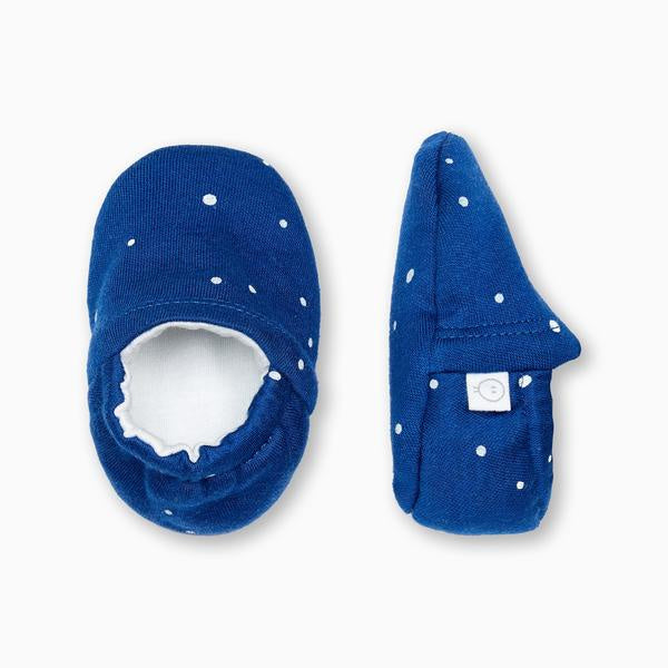 Baby Mori BOOTIES Night Sky