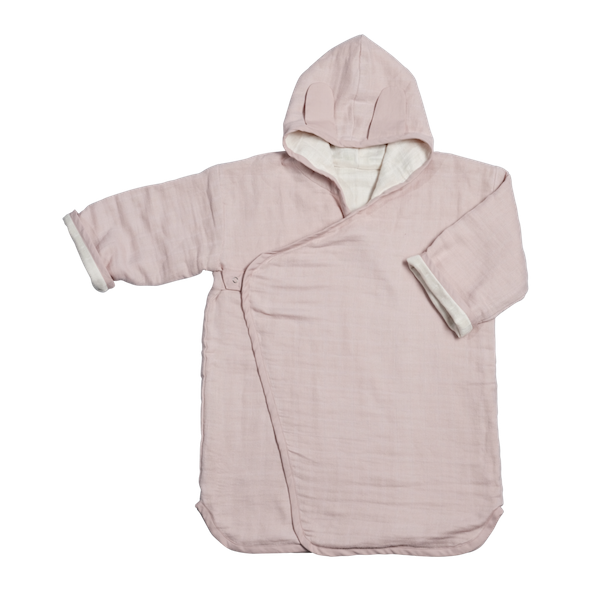 Fabelab BATHROBE Mauve