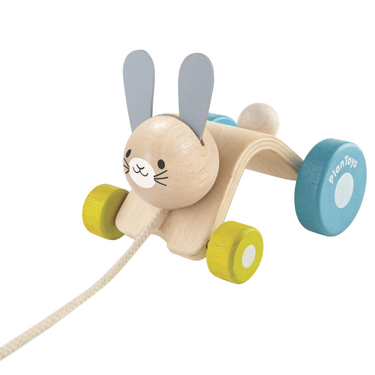 Plan Toys - Hopping Rabbit