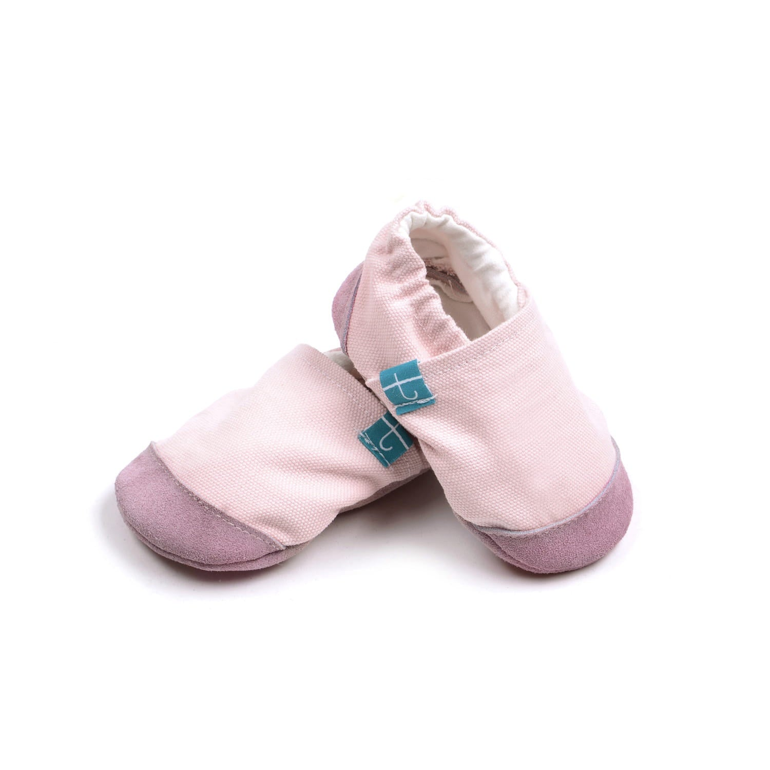 Titot leather sole LIGHT PINK