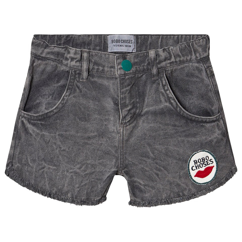 BOBO CHOSES Kiss Woven Shorts