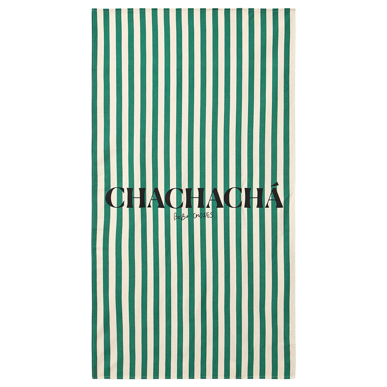 BOBO CHOSES Chachacha Beach Towel