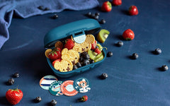 Monbento Gram Snack Box BLUE COSMIC