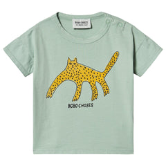 BOBO CHOSES Leopard T-Shirt BABY & TODDLER