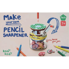 Koa Koa - Make A Pencil; Sharpener DIY kit