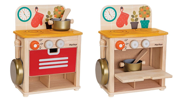 Plan Toys - Kitchen Set
