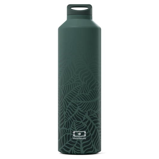 Monbento Steel Insulated Bottle JUNGLE GRAPHIC