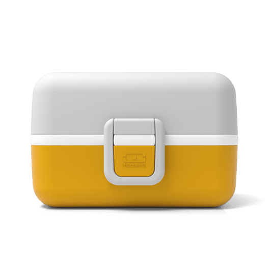 Monbento Tresor Children's Lunch Box MUSTARD