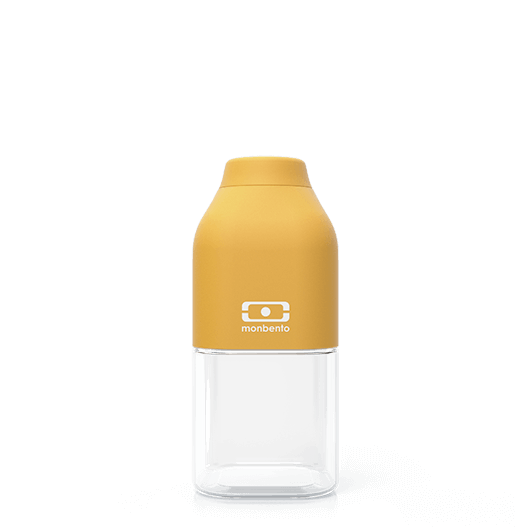 Monbento Positive S Water Bottle Small 33cl YELLOW