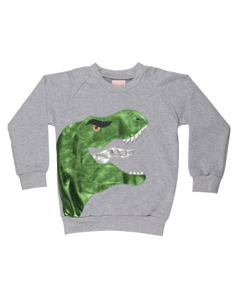 WAUW CAPOW Mr. T Sweatshirt