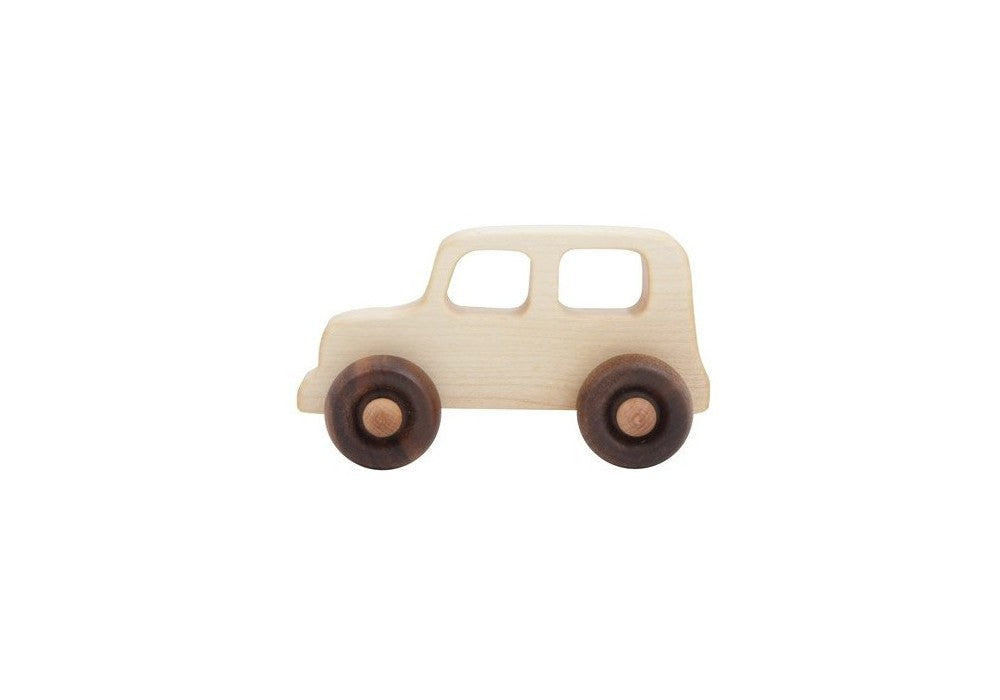 Wooden Story Off Road Vehicle