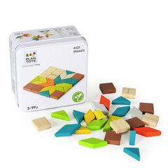 Plan Toys -Mosaic Tin