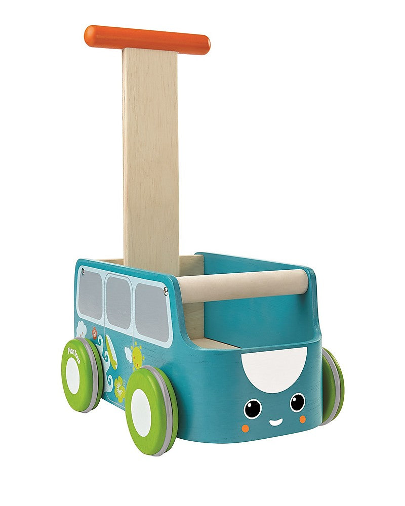 Plan Toys -Van Walker - Blue