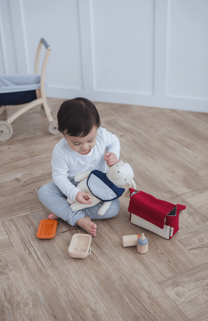Plan toys - Doll feeding set