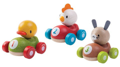 Plan Toys -RACERS