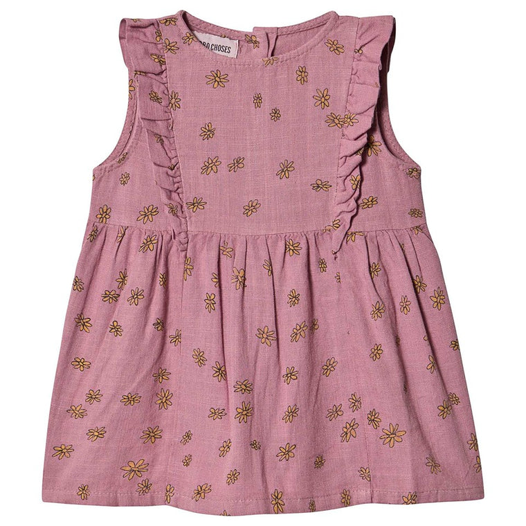 BOBO CHOSES All Over Daisy Ruffle Dress