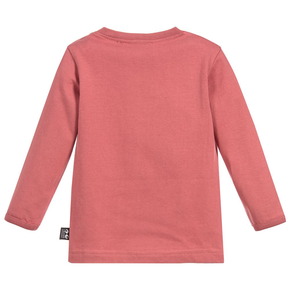 UBANG Baby Rainbow Sweat, Faded rose