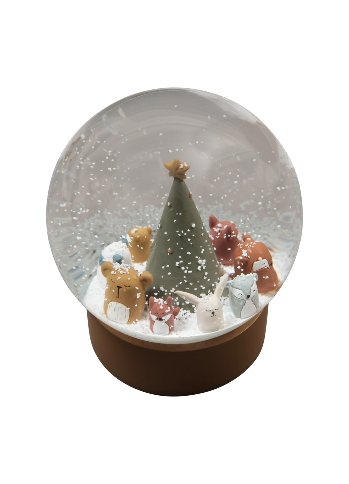 Fabelab Snowglobe - Woodland Animal (Christmas 2020)