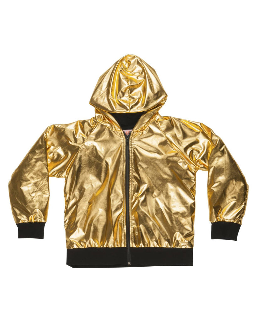 Wauw Capow by BANGBANG William Wow GOLD JACKET