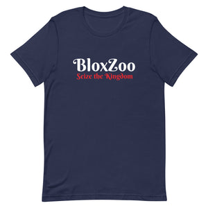 BloxZoo Red Letter Edition Short-Sleeve Unisex T-Shirt