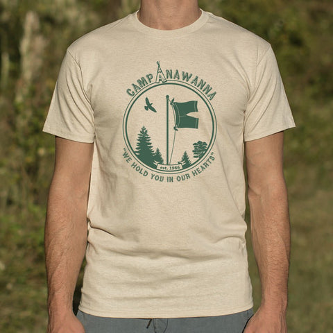 Mens Camp Anawanna T-Shirt