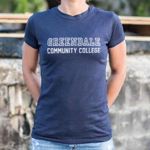 Ladies Greendale Community T-Shirt