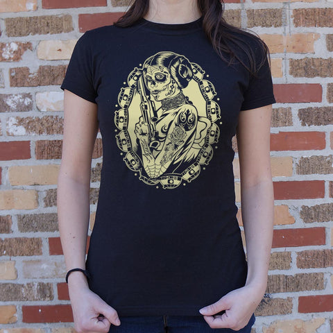 Ladies Rebellion Princess T-Shirt