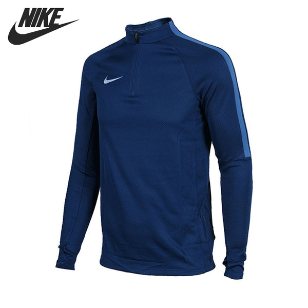 Original New Arrival  NIKE DRI-FIT Men's  T-shirts Long sleeve Sportswear