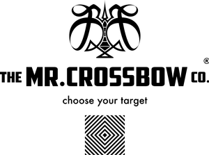 The MR. CROSSBOW CO. Chose your target logo