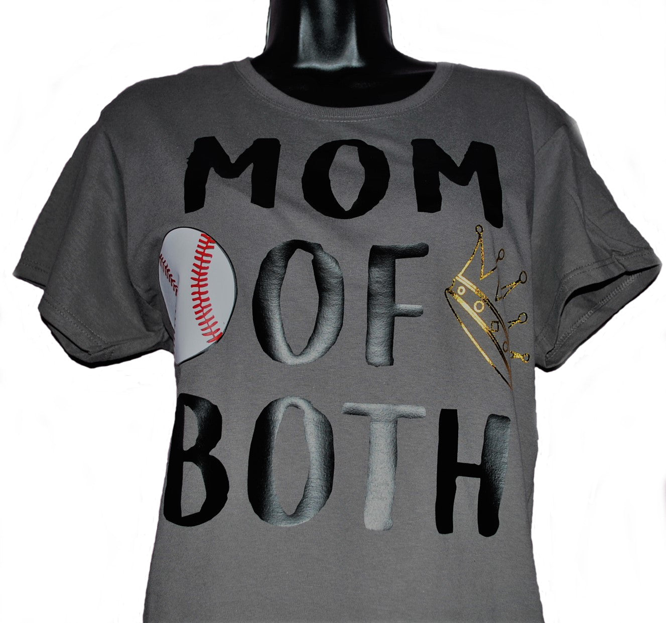 Mom Of Both Women's T-Shirt