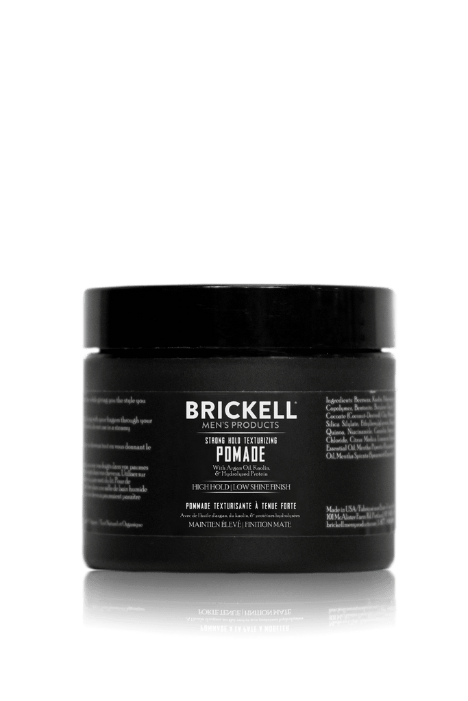 Strong Hold Texturizing Pomade for Men