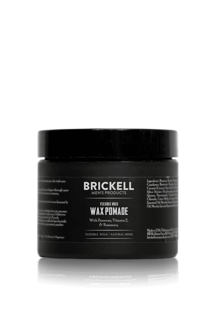 best flexible hold pomade for men