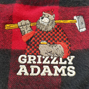 Limited Edition Grizzly Adams Flannel