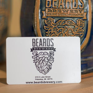 Beards Gift Card