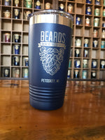 Load image into Gallery viewer, 20oz Beards Tumbler