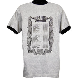Beards 1st Anniversary tee
